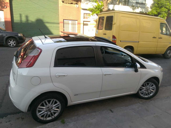 Fiat Punto 1.6 Essence Pack Tech 2012