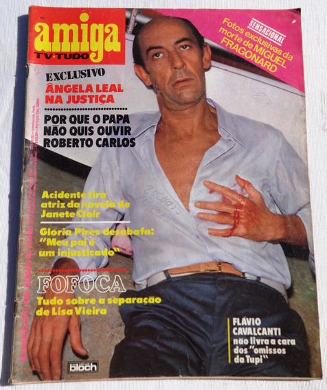 Amiga Nº 530: Raul Cortez - Roberto Carlos E O Papa - Maitê