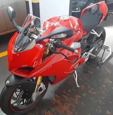 Ducati Panigale V4 S, Zero Km