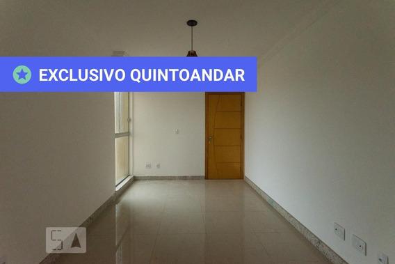 Apartamento No 3º Andar Com 2 Dormitórios E 1 Garagem - Id: 892986305 - 286305
