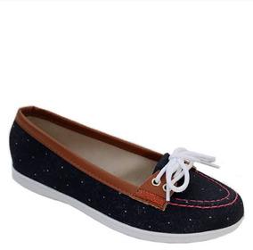 b7bfefd7d6 Mocassim Feminino Moleca - Sapatos no Mercado Livre Brasil