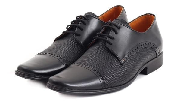 Zapatos Hombre 2527/1 Cuero Ragazzi