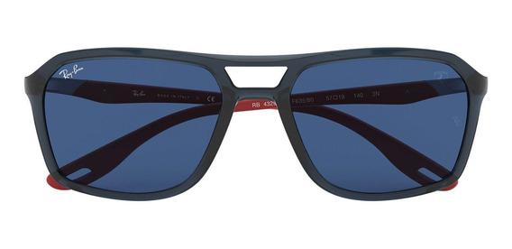 Óculos De Sol Ray-ban Rb4329-m F635/80 57 - Linha Ferrari