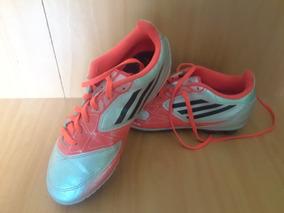 Zapatos De Futbol adidas Niños Talla 2 1/2
