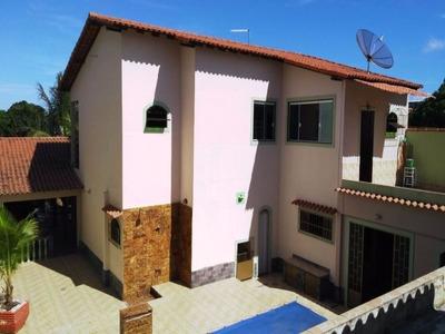 Casa Em Araruama Com 4 Quartos - Ca00124 - 4541898