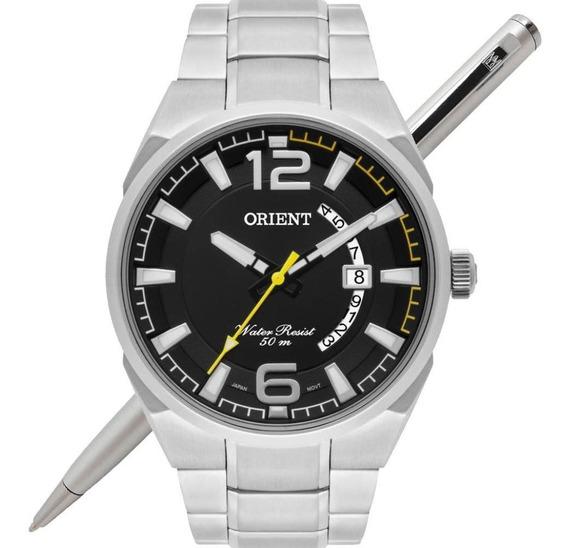 Relógio Orient Masculino Mbss1336 P2sx Analógico - C/ Nfe