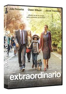 Extraordinario Julia Roberts Pelicula Dvd