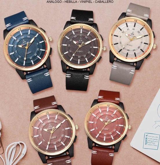 Reloj Casual Tipo Deportivo Elegante Hombre A Buen Precio