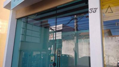 Sala Para Alugar - Centro - Rio Das Ostras/rj - Sa0030