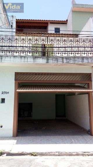 Casa Para Locação Em Santo Antônio - Osasco - 37682