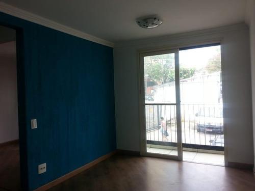 Apartamento À Venda, 48 M² Por R$ 271.000,00 - Jardim Vergueiro (sacomã) - São Paulo/sp - Ap0899