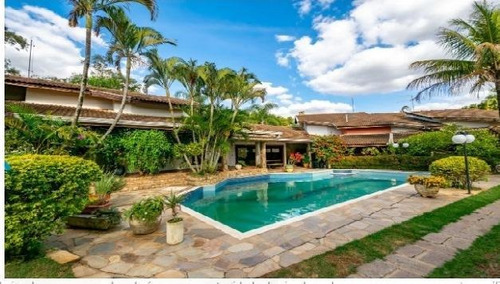 Casa Com 4 Dormitórios À Venda, 676 M² Por R$ 2.500.000,00 - Condomínio Village Visconde De Itamaracá  - Valinhos/sp - Ca0551