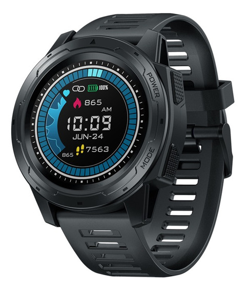 Reloj Inteligente Smartwatch Zeblaze Vibe 5 Pro Ip67-negro