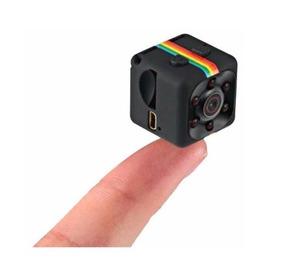 Camera Espiã Sq11 Captura De Audio E Video Pronta Entrega