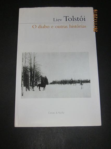 Livro O Diabo E Outras Histórias