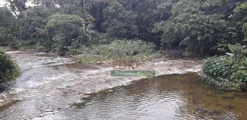 Imagem 1 de 1 de Terreno À Venda, 1400 M² Por R$ 499.000,00 - S Camburi - São Sebastião/sp - Te1204