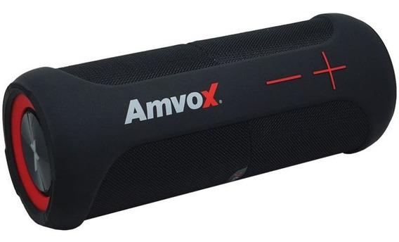 Caixa De Som Amplificada 2x1 Portátil Prova Dágua Bluetooth