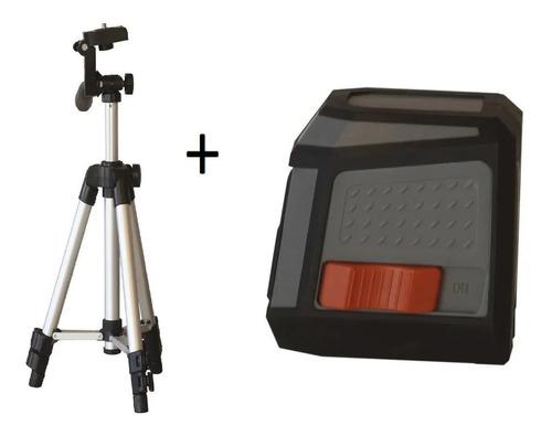 Imagen 1 de 7 de Nivel Laser Autonivelante 10 Mts Gladiator Npa810t + Tripode
