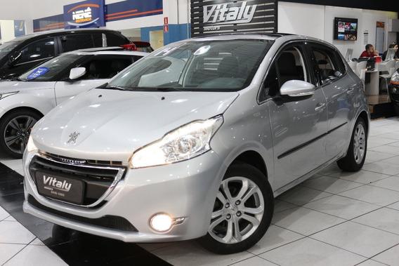 Peugeot 208 Griffe Top!!! Teto!!! Aut!!! Baixo Km!!!