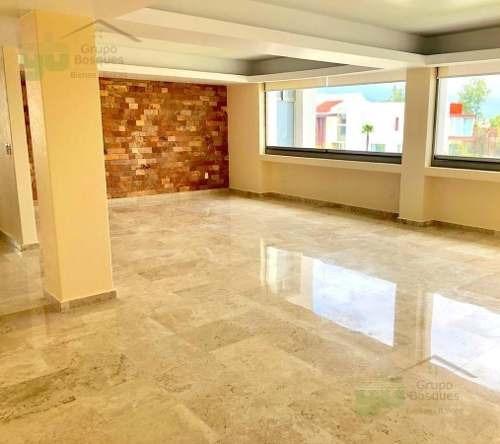 Departamento En Venta En Residencial Del Bosque Recién Remodelado, Lomas Country Club, Huixquilucan