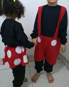 Pijama Macacão Infantil Bichos
