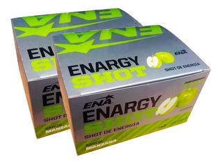 Enargy Shot X 24 Unidades Energizante Natural Ena Promo