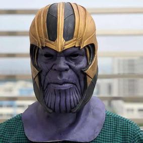 Máscara Thanos Cosplay