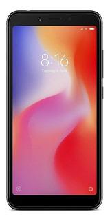 Xiaomi Redmi 6A Dual SIM 16 GB Negro