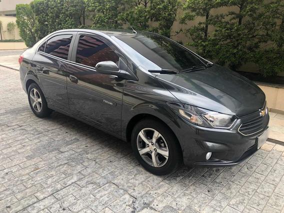 Chevrolet Prisma 1.4 Ltz Automático 4p 2018 Aceita Troca