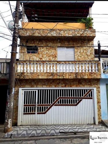 Sobrado A Venda Em Itaquera - So00111 - 68065568