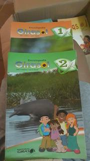 Enciclopedia Girasol 1er Y 2do Grado