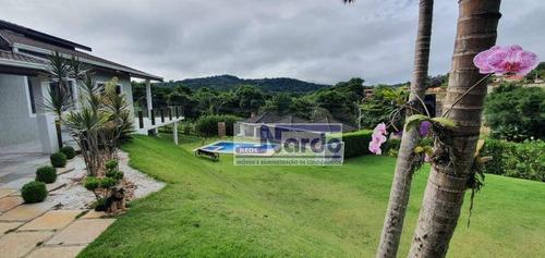 Imagem 1 de 30 de Chácara À Venda - Condomínio Residencial Vila Rica - Bragança Paulista/sp. - Ch0281