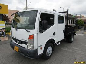 Camion De Planchon Nissan Cabstar Nt-400