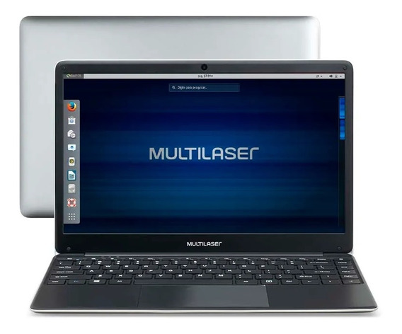 Notebook Multilaser Legacy Book Intel 4gb 500gb Linux Fino