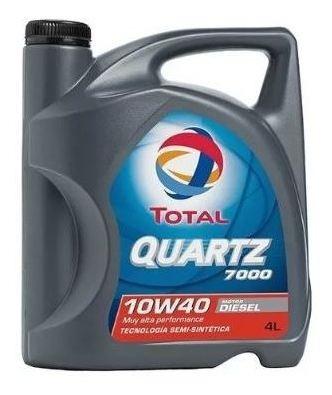 Aceite Total Quartz Diesel 7000 10w40
