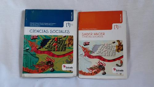 Ciencias Sociales 1 Estrada Huellas Ardanaz Estrada