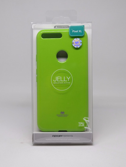 Funda Google Pixel Xl Mercury Goospery Jelly Case Limon