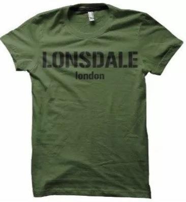 Remera Lonsdale Mc Typemilitary Army Vigore Envios