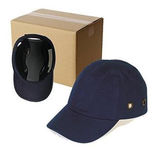 Azul Bump Gorras De Béisbolligero Seguridad Sombrero Duro