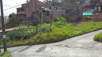 Venta Lote En El Palmar, Manizales