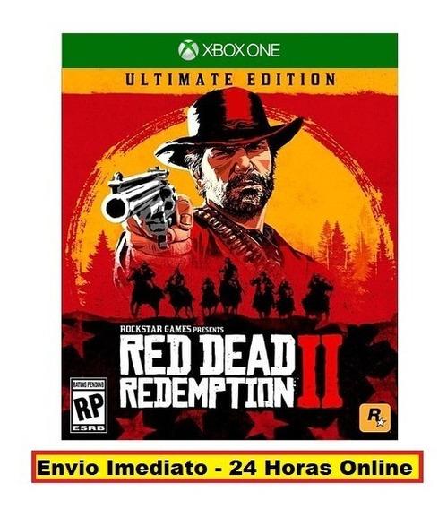 Red Dead Redemption 2 Jogo + Todas Dlc