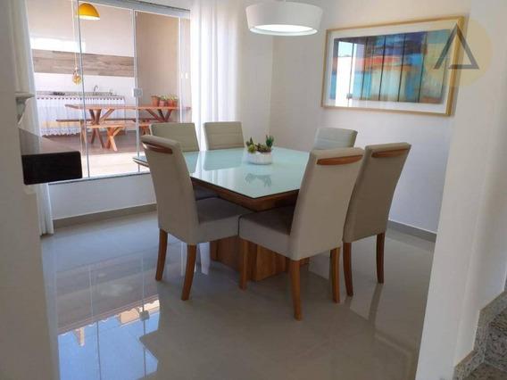 Casa À Venda Por R$ 550.000,00 - Vale Das Palmeiras - Macaé/rj - Ca0904