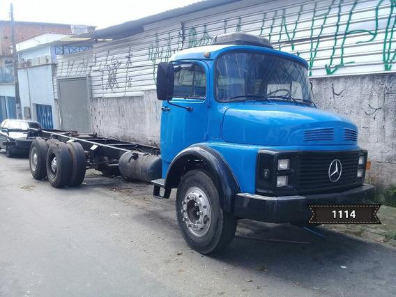 Mb 1114/87 Truck