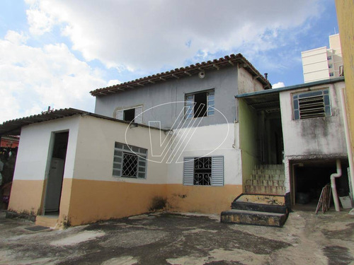 Casa À Venda Em Vila Industrial - Ca008669