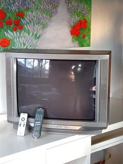 Tv Color Jvc 29´´ Con Control Remoto