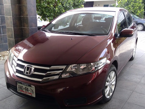 Honda City 2013 Automático Impecable!!!!