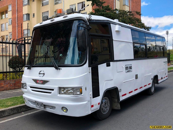 Autobuses Microbuses Hino Fb4j