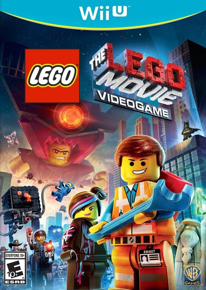 The Lego® Movie Videogame - Digital Wii U