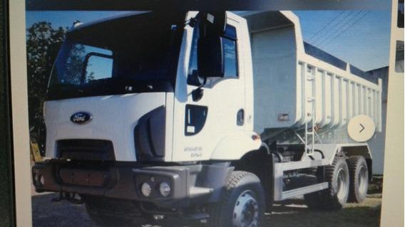 Caminhão Basculante 6x4 Traçado