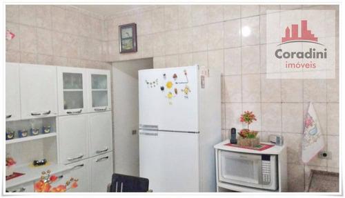 Imagem 1 de 26 de Casa Residencial À Venda, Cidade Jardim Ii, Americana. - Ca0803